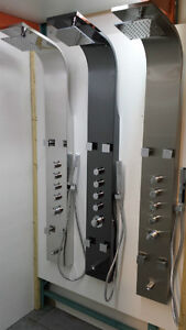 SHOWER PANELS & FAUCETS LIQUIDATION!!! BEST PRICE ON THE MARKET West Island Greater Montréal image 5