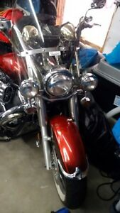 2003 Customized Yamaha V-Star Silverado 1100 West Island Greater Montréal image 9