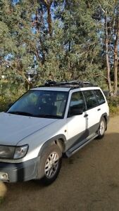 1998 Subaru Forester RX Limited Hobart CBD Hobart City Preview