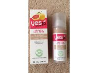 NATURAL INGREDIENTS YES TO CC CREAM BARGAIN