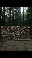 Cedar Fire Wood $100 FaceCord Free Delivery