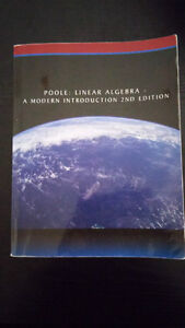 Poole: Linear Algebra- a Modern Introduction- 2nd edition