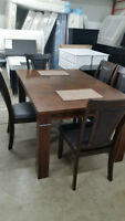 Brand new 6 piece dining set - delivery available