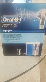 Oral hygiene brand new