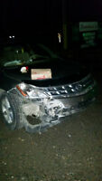 2004 Nissan Murano SUV, Crossover for full or parts