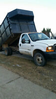 2003 Ford F-450 XL Pickup Truck