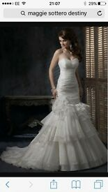 Maggie Sottero Destiny wedding dress