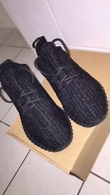 Adidas Yeezys Boost 350 BLACK