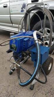 Graco Ultra Max 2 1095 Airless Paint Sprayer Labrador Gold Coast City Preview