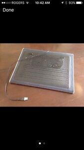 Laptop chill mat  Cambridge Kitchener Area image 1
