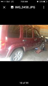 2003 Jeep Liberty Limited 4X4