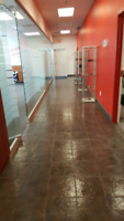 Floor Strip and Wax and Residential and Post-Construction Cleani