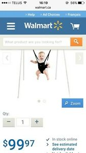 Jumper with Stand - the best baby Product everrrr Gatineau Ottawa / Gatineau Area image 1