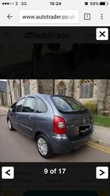 2007 diesel Picasso may take cheap part ex