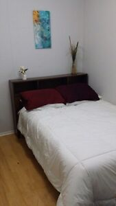 Room for rent all inclusive shared space