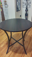 Two Round Side Tables for sale