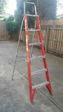 Bailey Ladder 4 Steps 100kg, in good condition Moorabbin Kingston Area Preview
