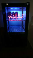 BUDWEISER COUNTERTOP BEER COOLER