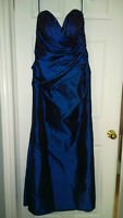 Beautiful Royal Blue Gown