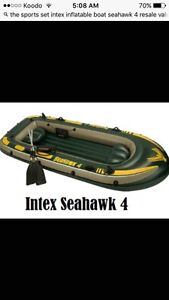 Seahawk 4 inflatable dinghy Prince George British Columbia image 3