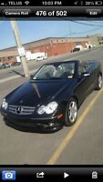 2008 Mercedes-Benz CLK-Class FULL Cabriolet lady owner