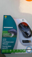 Cordless Laser Mouse
