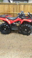 09 can am outlander 800