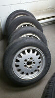 "BMW 3 series e36 15"" alloy wheels. will fit all e36 not M3 200$"