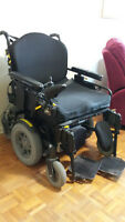 WHEELCHAIR - ELECTRIC