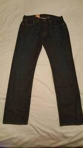 """Genuine men's Levi's jeans in different colors from 31"""" to 33"""" Blacktown Blacktown Area Preview"""