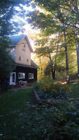 Very Private Cottage on Beautiful Eagle Lake