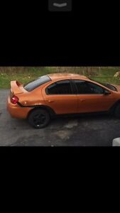 2005 dodge neon . Lots of new parts .