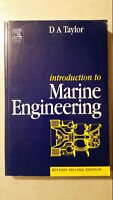 Introduction to Marine Engineering Textbook