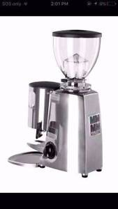 Brand New Mazzer Mini in CHROME Automatic Coffee Grinder Marrickville Marrickville Area Preview
