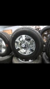 "18"" New Denali HD rims with Tires"