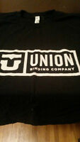 Union Bindings tshirt ... Snowboard