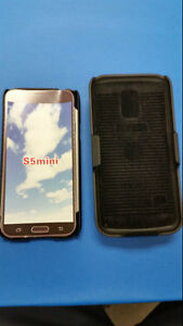 Samsung Galaxy S5 Mini Casing with Belt clip Holster NEW Kitchener / Waterloo Kitchener Area image 1