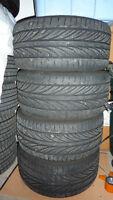 Set of four 275/35/18 Hankook Ventus V12 tires