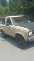 1987 Ford Bronco SUV, Crossover