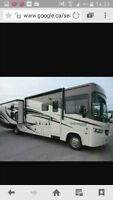 Ultimate Class A Motorhome for Rent