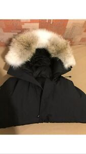 Black XL Canada Goose Chilliwack
