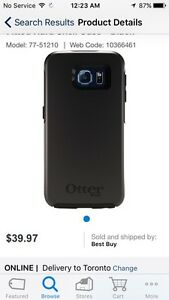 Otterbox Samsung s6 Kingston Kingston Area image 1