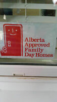 Alberta APPROVED Family Day Home