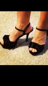 Beautiful high heels!!  Worn for two hours! London Ontario image 4