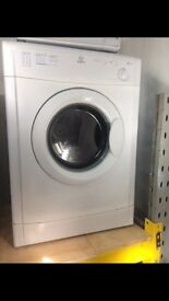 White indesit dryers good condition with guarantee bargain