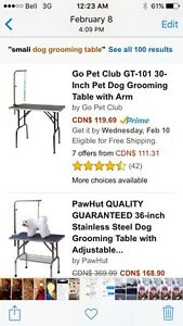 Go Pet Club GT-101 30 inch Pet Dog Grooming Table