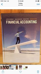 FINANCIAL ACCOUNTING CANADIAN EDITION