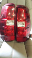 2007 2008 2009 2010 2011 12 2013 CHEVROLET AVALANCHE TAIL LIGHTS