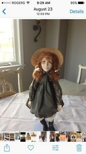 Anne of Green Gable Doll