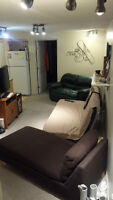 Room for rent in Basement Suite Close to Whyte and University!!